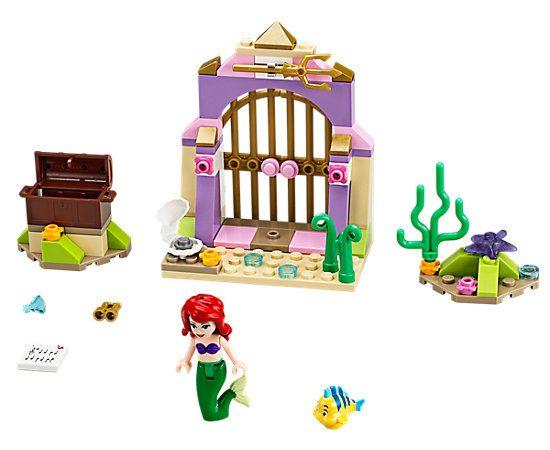 Ariel's Amazing Treasures | LEGO Shop | Lego | Pinterest | Legos