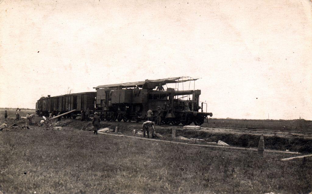 24cm Eisenbahngeschütz 27518 by ✠ drakegoodman - letter of firing
