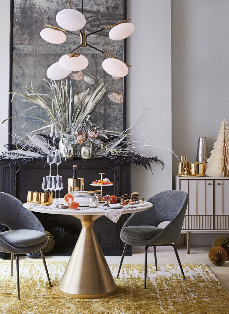 Modern Christmas In The City Winter Catalog By West Elm Decor