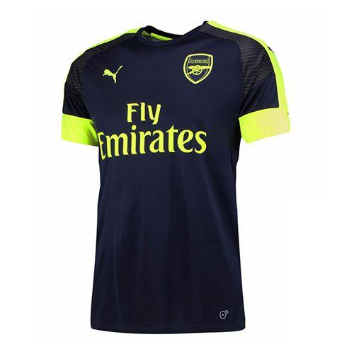 Tailandia Camiseta Arsenal Tercera 2016-17
