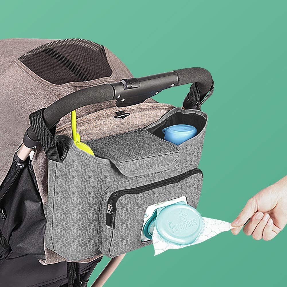 12++ Bugaboo stroller organizer review info