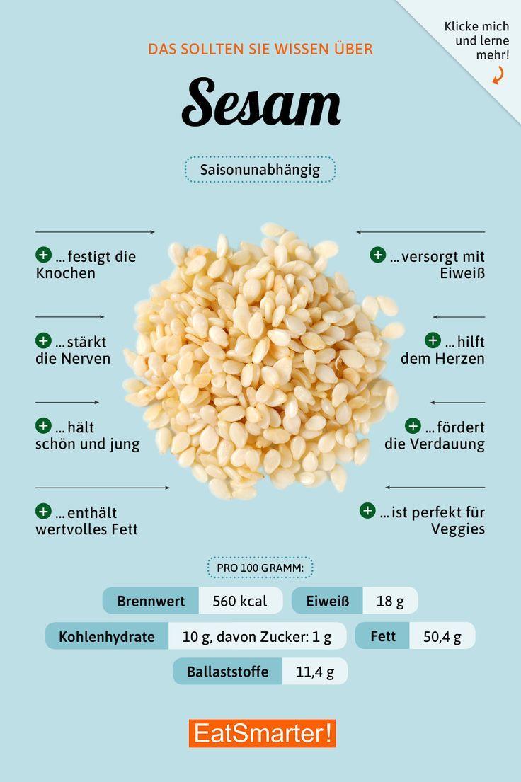 Sesam #nutrition