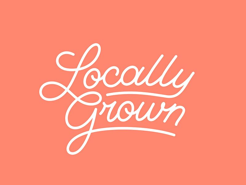 Locally Grown by Brendan Prince