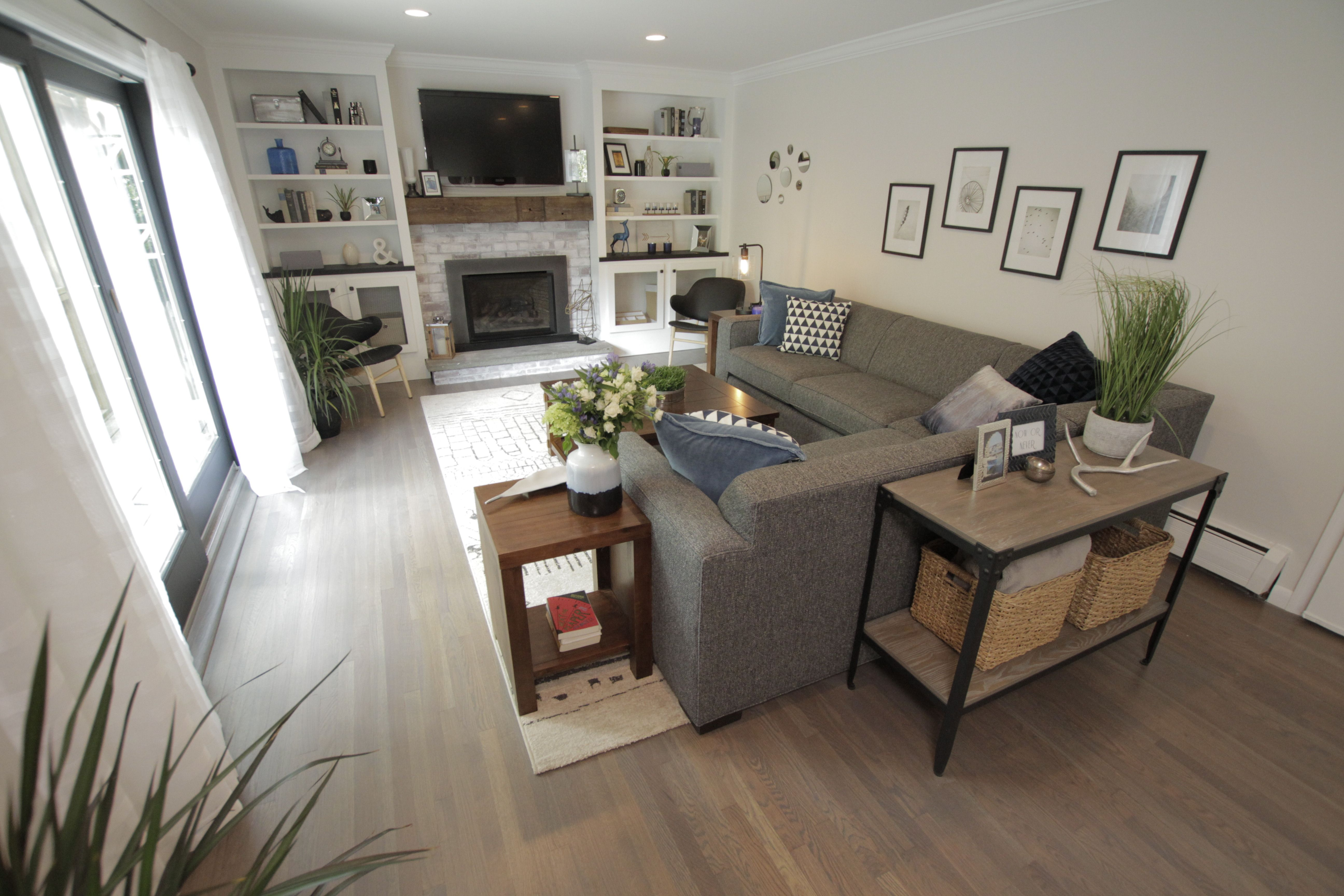 Living Room From Marc Ashleigh Property Brothers Episode