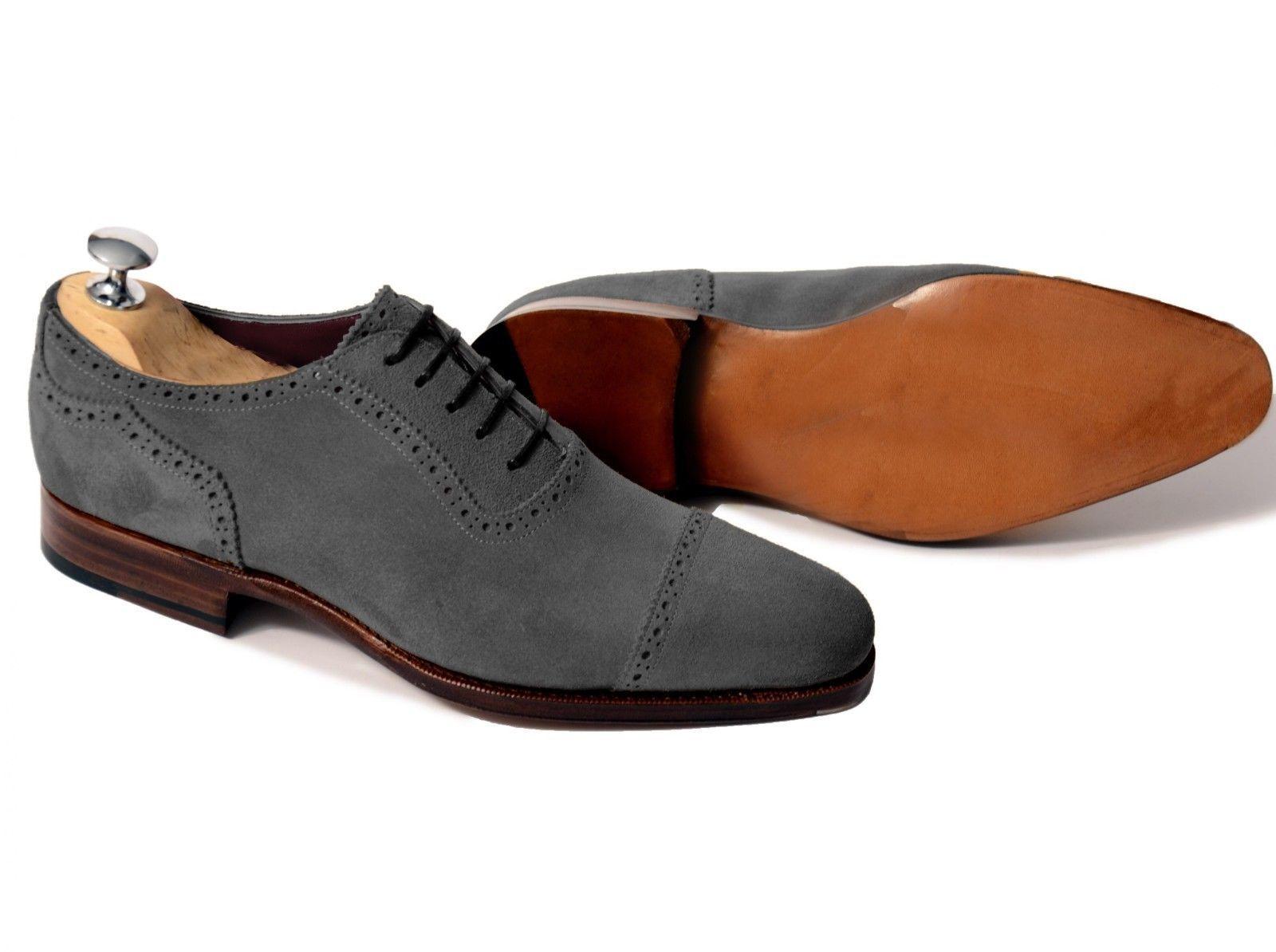 charcoal grey dress shoes