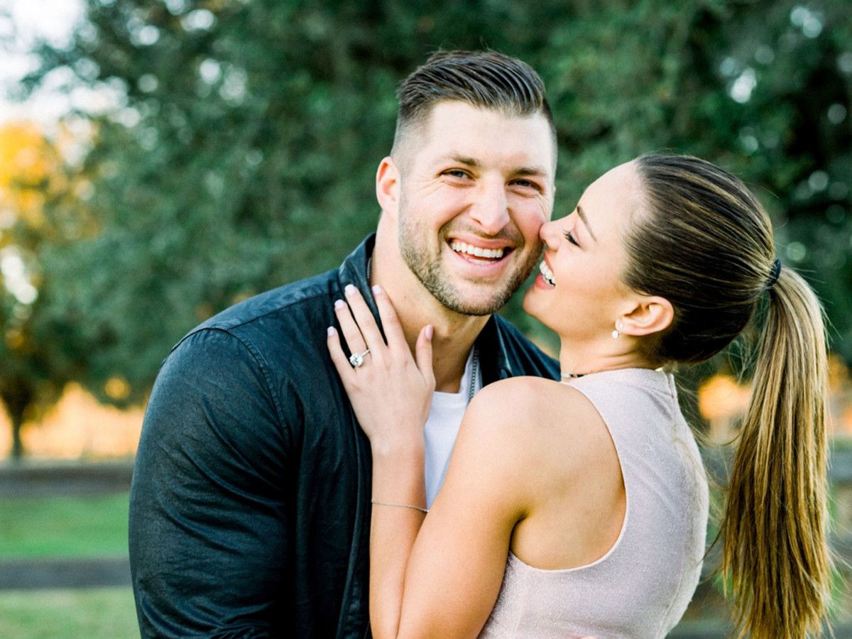 Tim Tebow Is Engaged to Former Miss Universe DemiLeigh