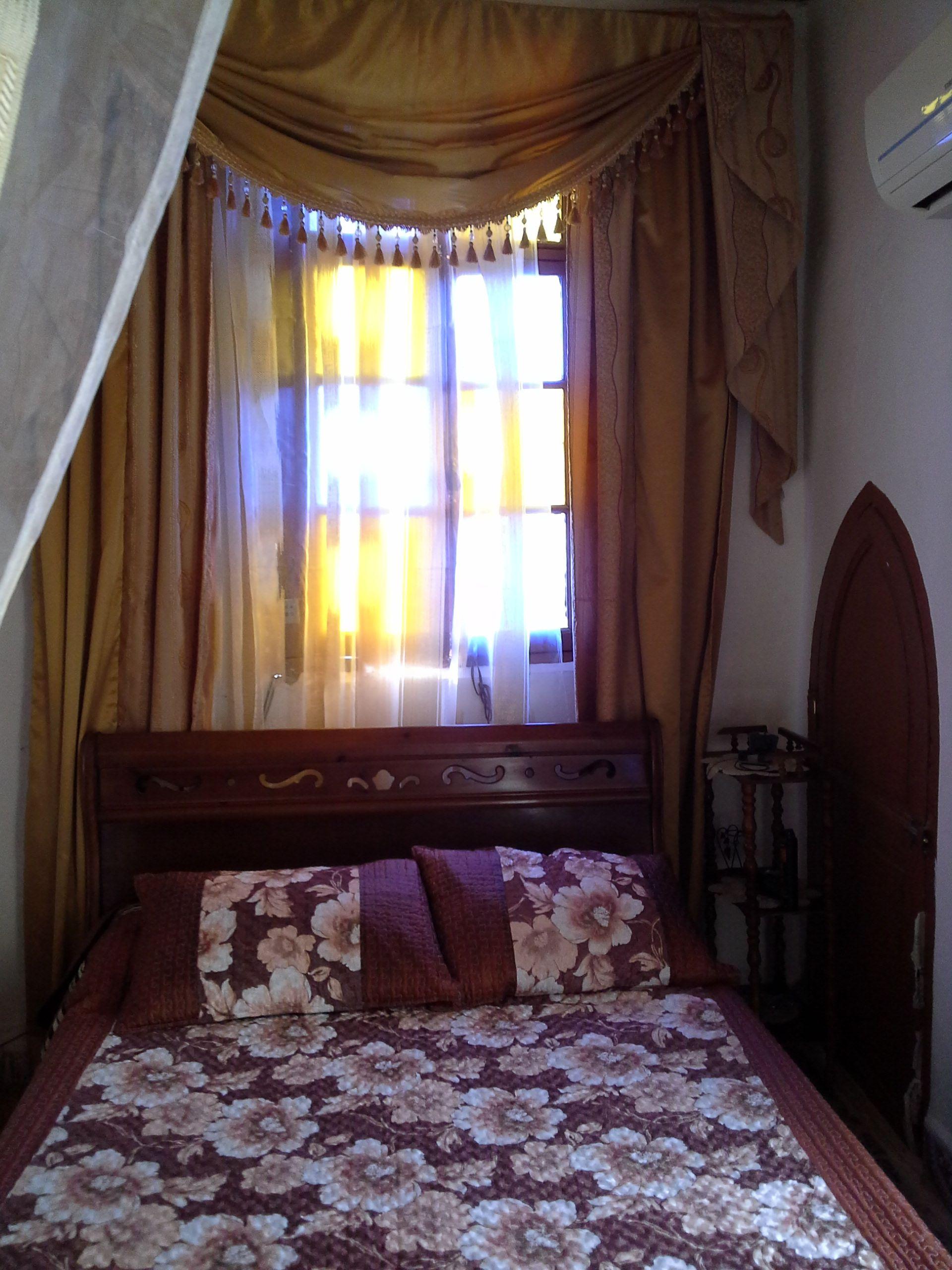 Chambre à coucher dans une maison à la Casbah d\'Alger | Casbah ...