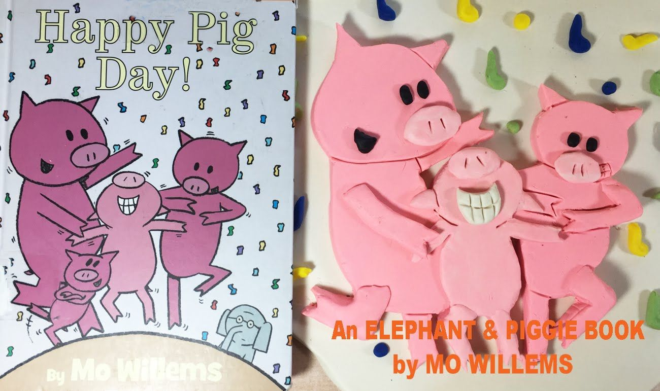 How To Make Happy Pigs With Play Doh Granny B Shows You