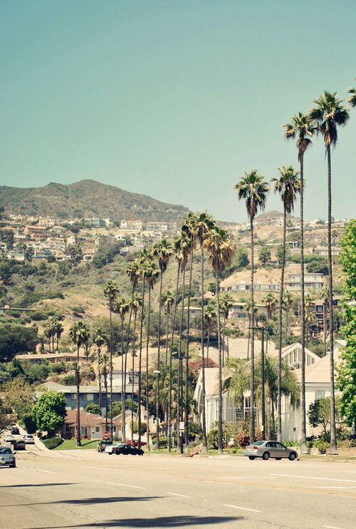 Perfect Summer Atmosphere Glendale California California Dreaming Glendale