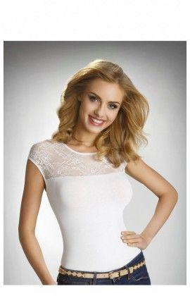 Chemisier Femme Model Paulina Blanc Eldar 66169