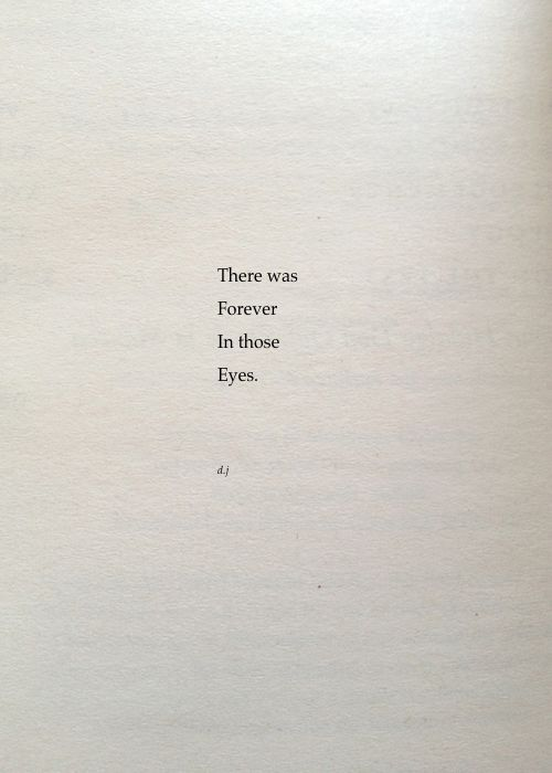Forever.  A new poem.  #poetry #quotes #love