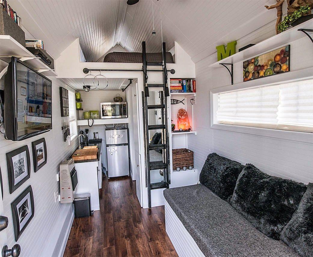 Tiny home interiors - Interior Rumah Mungil Tiny Homes