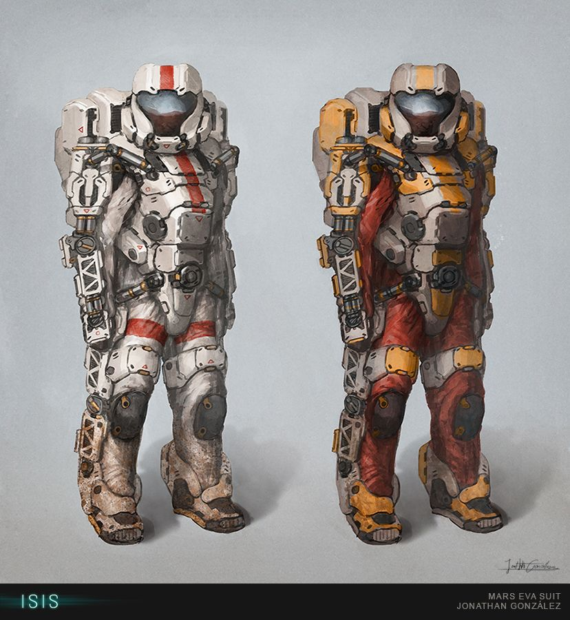 Future space suit concept pics about space for Space suit design
