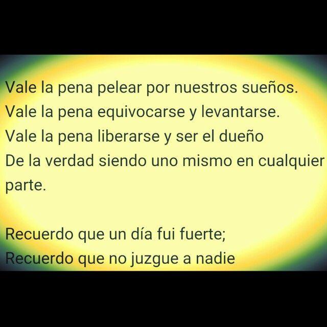 Letra De La Cancion Ser Uno Mismo Manuel Carrasco