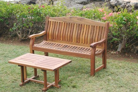 Wooden Bench Handmade Wood Furniture Wooden Bench Small Garden Bench