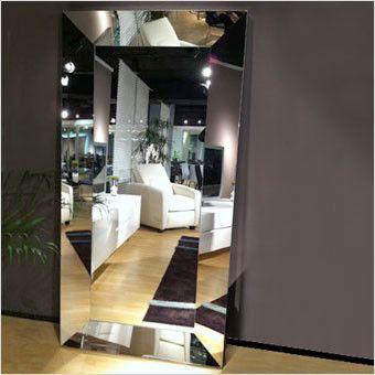 Glam Mirror | Interior Decor | Pinterest | Floor mirror and Interiors