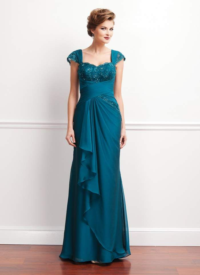 Sarah Danielle Mother Of The Bride Dress Presented By Bridal On Thebridal Style 5225