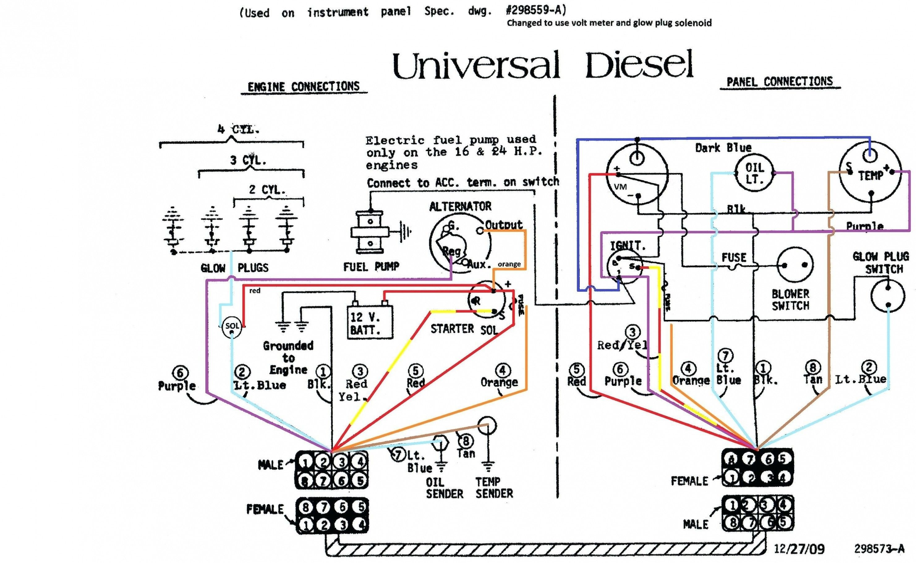 Awesome Three Wire Alternator Wiring Diagram Gm Diagrams Digramssample Diagramimages Wiringdiagramsample W Alternator Diesel Engine Trailer Wiring Diagram