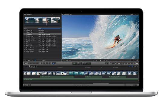 MacBook Pro - Retina Display