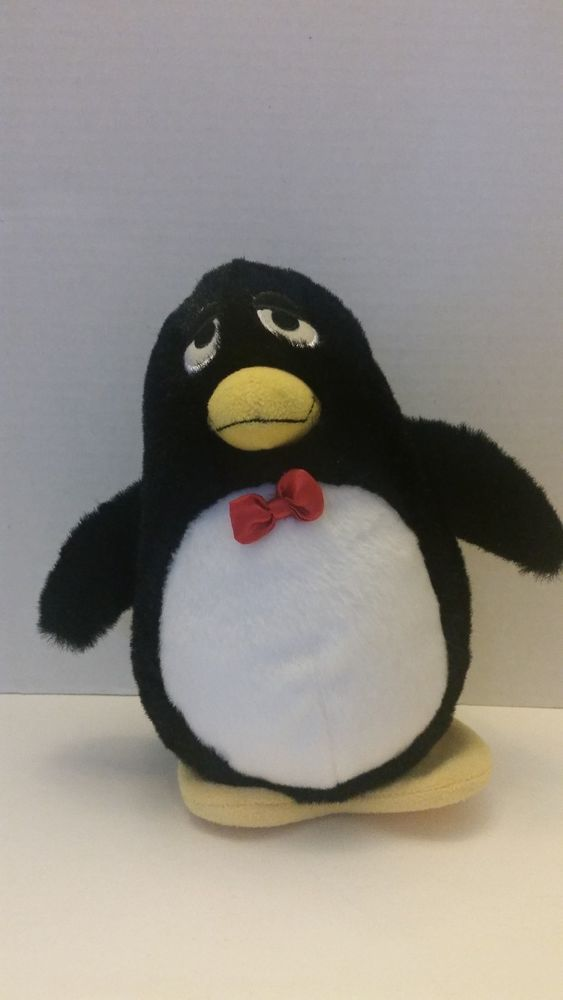 Disney Parks Toy Story Wheezy The Penguin Squeaking Plush 8