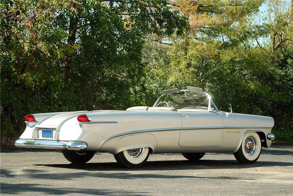 1954 Packard Panther Convertible | Antique Cars - Packard ...
