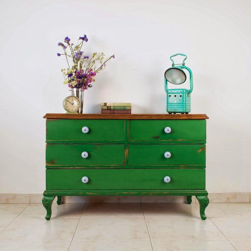 AMOR AL RECICLADO...............ANTIC | muebles curiosos | Pinterest ...