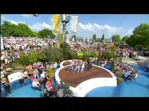Part Six - The love is over @  ZDF-Fernsehgarten 23/05/2010