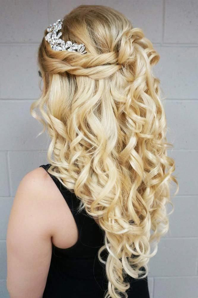 30 Awesome Braided Half Up Half Down Hairstyles for Your ...