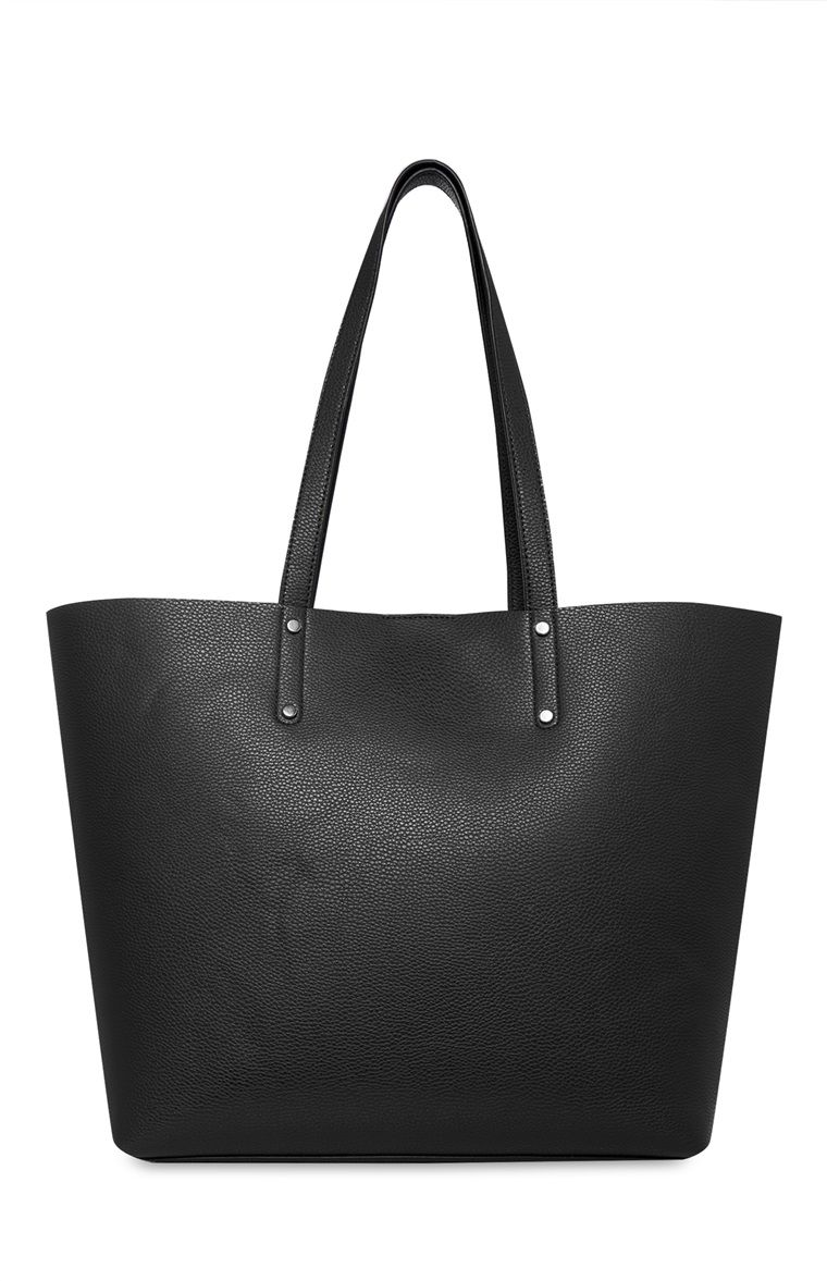 Black Tote Bag  ee8501284