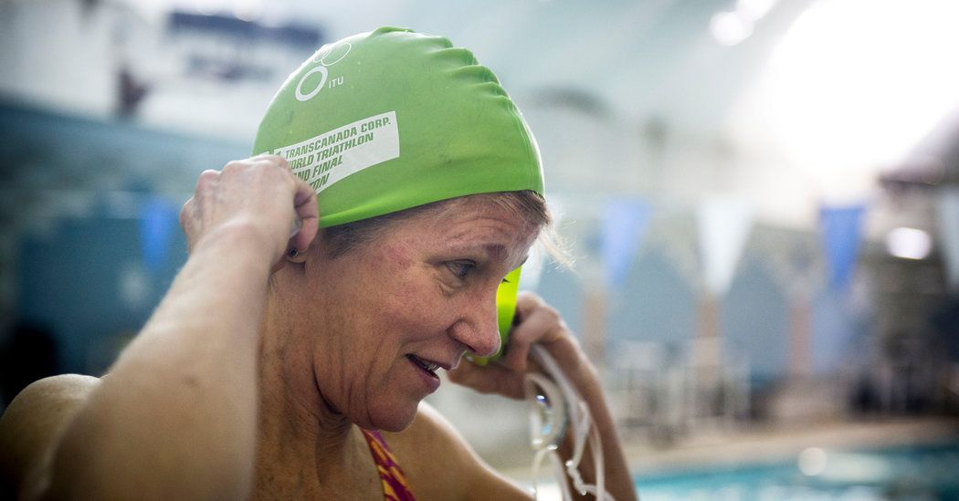 Sports that test discipline and endurance, like the triathlon, have gained popularity among older adults who want to stay healthy.
