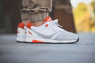 new styles 5a3a2 3ae78 Diadora Delivers a Clean Colorway of the N9000 | Shoes ...