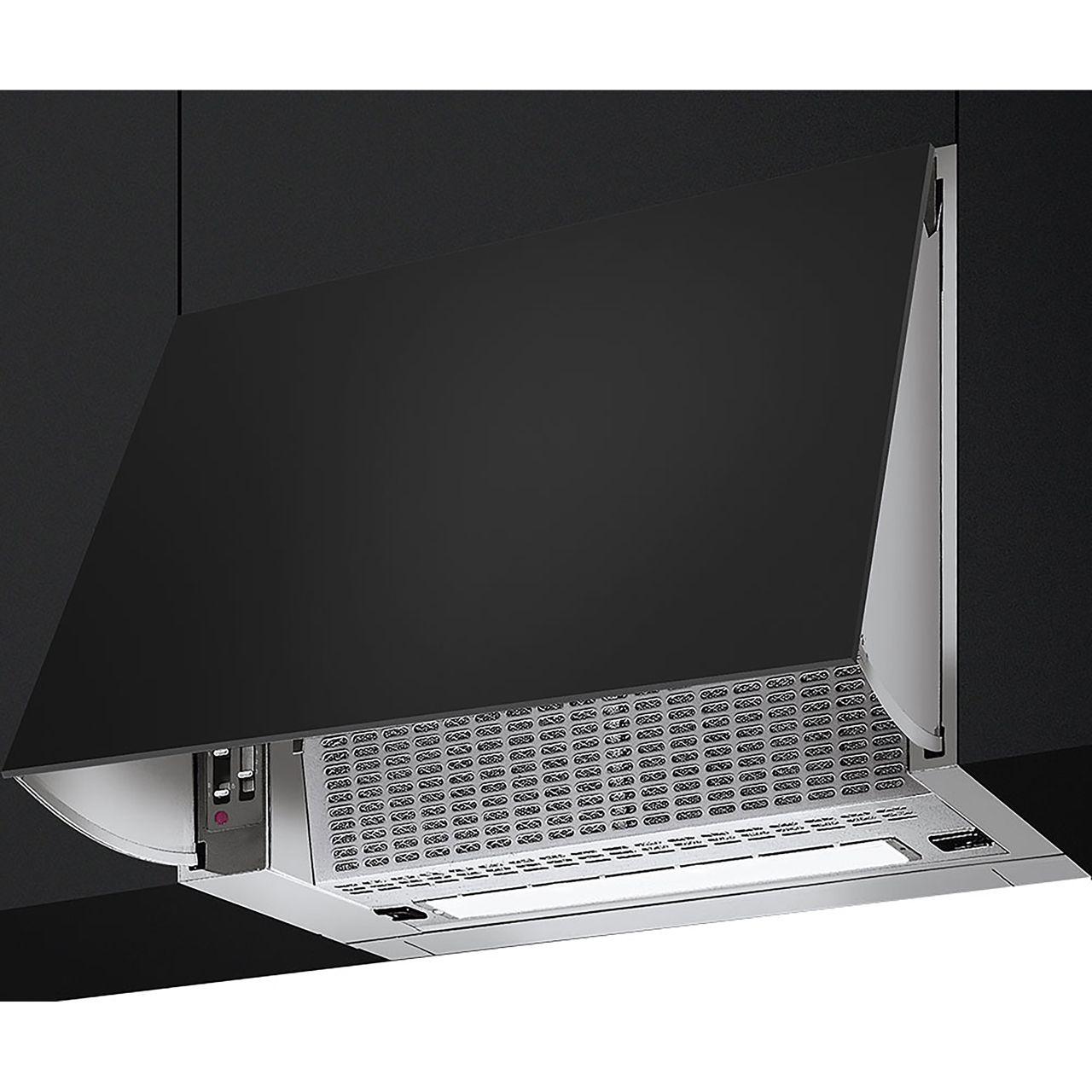 KSEI62E_SI Smeg 60cm integrated cooker hood in