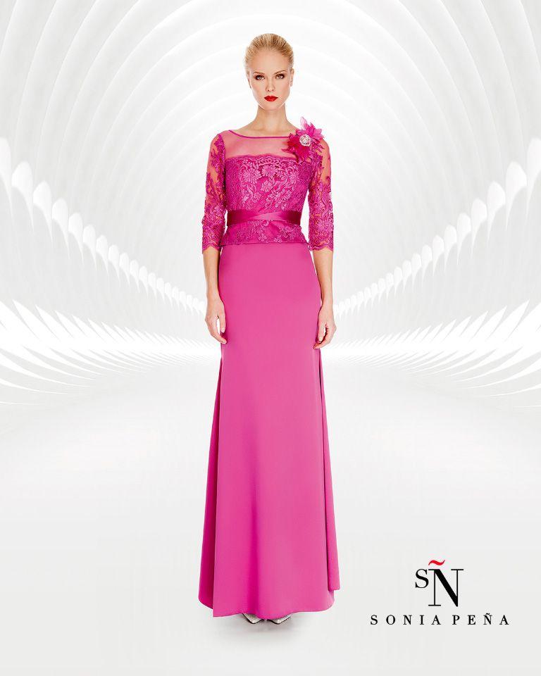 1208d0c70b89 Vestidos de Fiesta, Vestidos de madrina, Vestidos para boda, Vestidos de  Coctel 2017. Colección Primavera Verano Complete Preview 2017. Sonia Peña -  Ref.