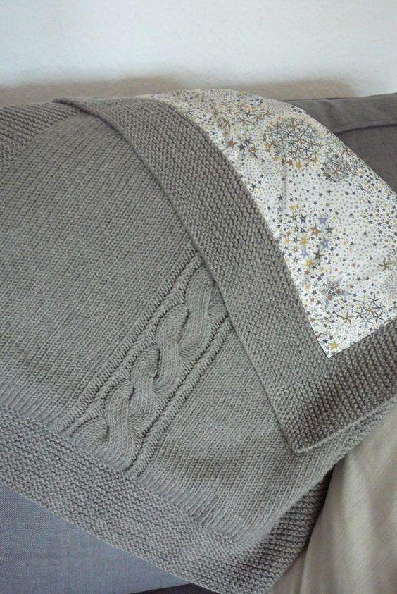 Petite étoile Les Passions De Marion Blankets Pinterest Amazing Etoile Throw Blanket