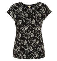 Black NW3 Naomi T Shirt | T-Shirts | Tops | Hobbs