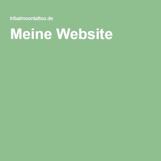 Meine Website
