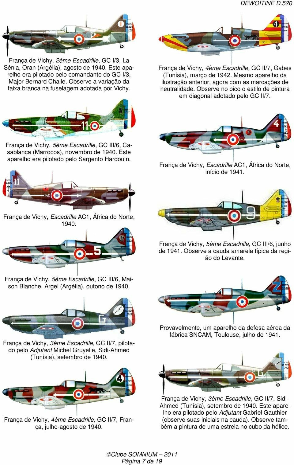 Epingle Par Ryan Graham Sur French Airforce Ww Ii Dewoitine 520 Armee De L Air Armee Francaise