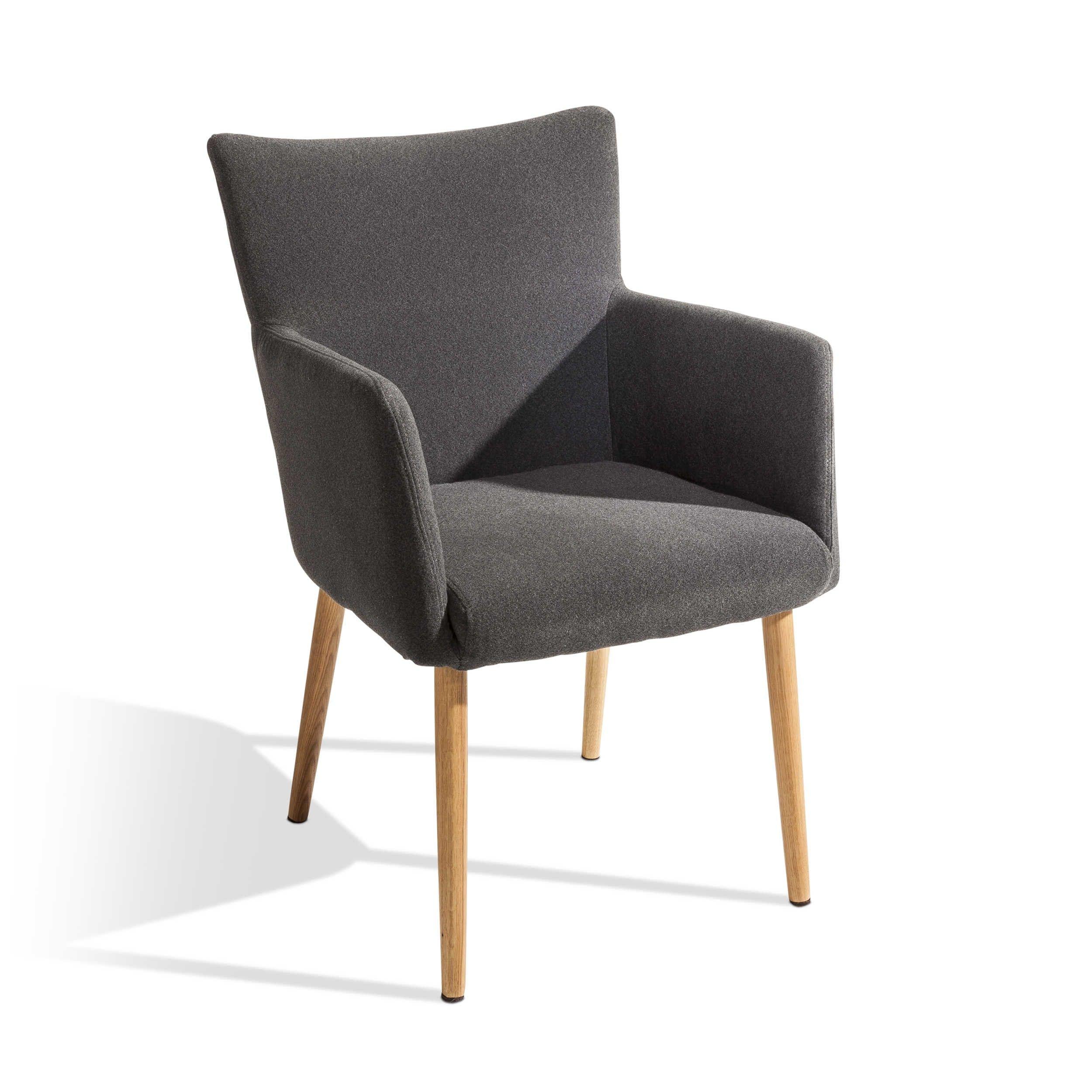 Stuhl Lamole Grau Stoff Online Kaufen Bei Woonio Stuhle Stuhle Gunstig Mobel