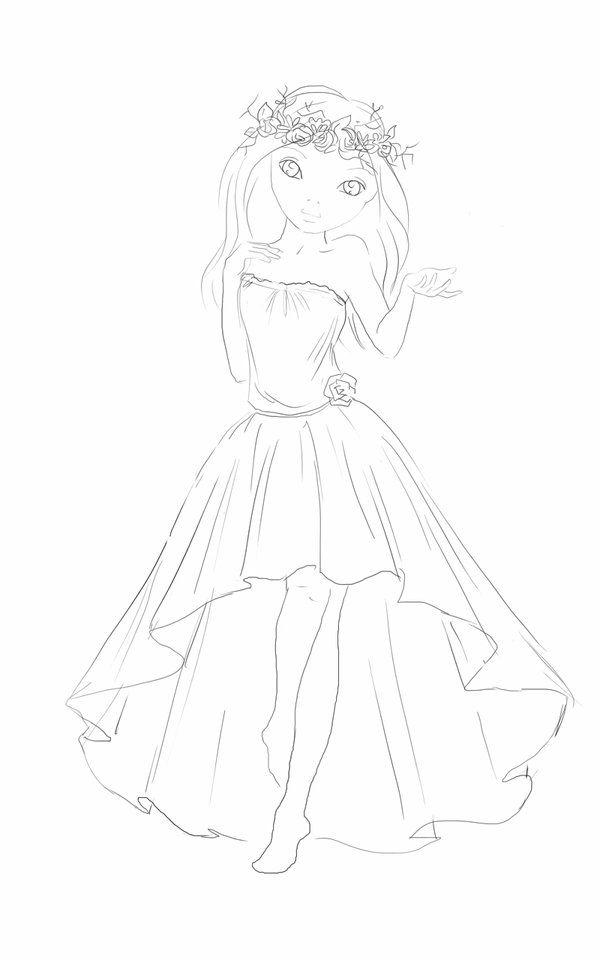 Sketch 3 By Funandcake On Deviantart Topmodel Topmodel