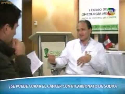Medico Italiano Dice Curar El Cancer Con Bicarbonato De Sodio