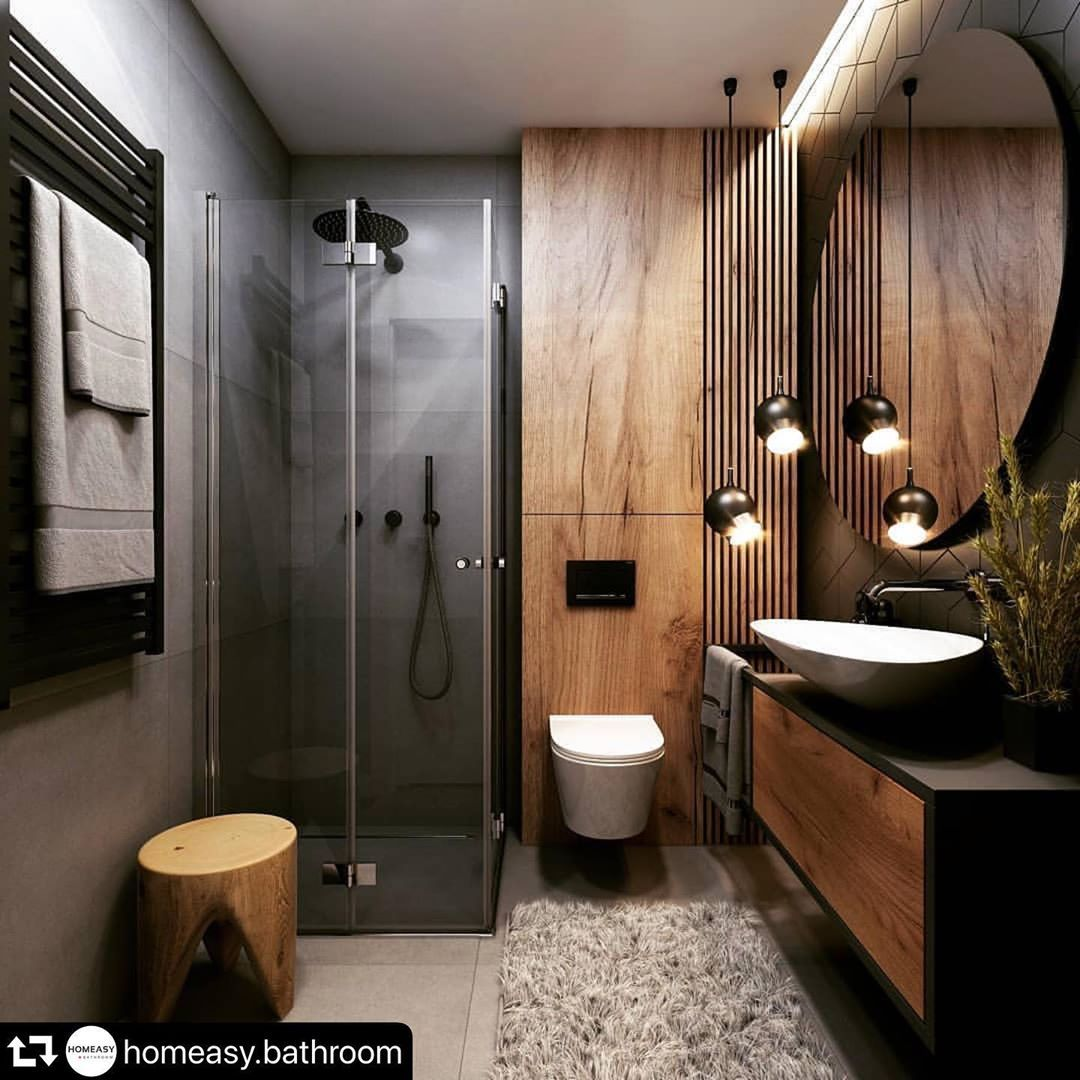 "Click Cali Bath & Home on Instagram: ""Very manly bathroom. Do y"
