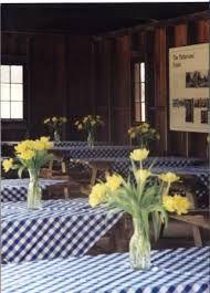 picnic table centerpieces - Google Search