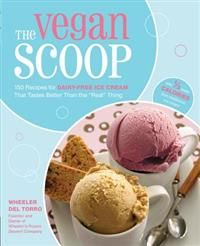 The Vegan Scoop | book about making vegan icecream!
