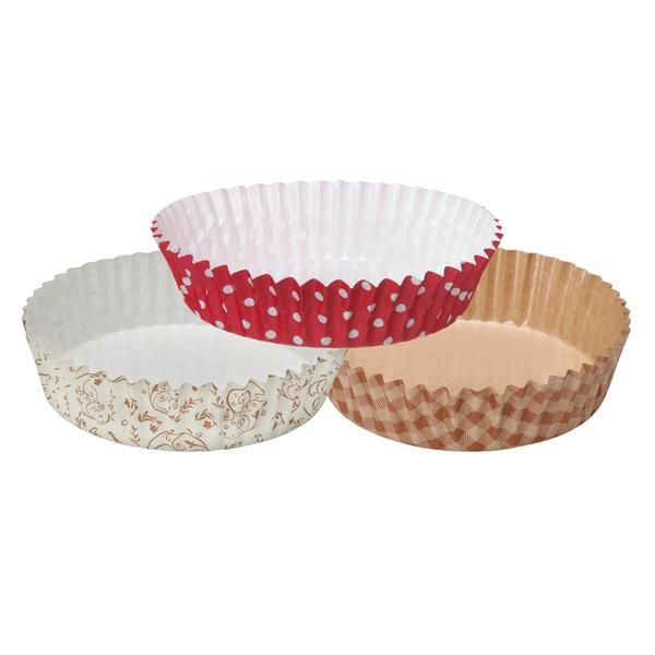 Welcome Home Brands 4 Ruffled Baking Cup 90 Piece Everyday
