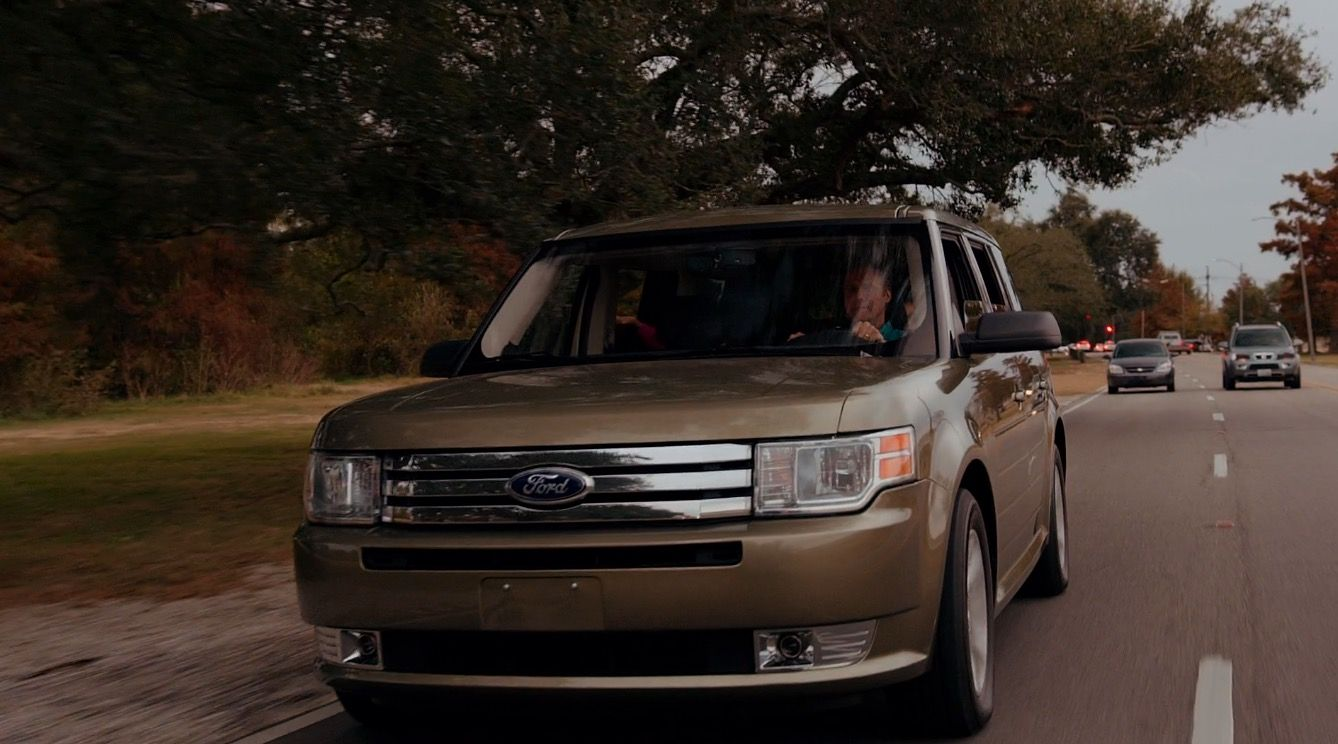 Ford Flex 2009 Suv Driven By Will Ferrell In Daddy S Home 2015