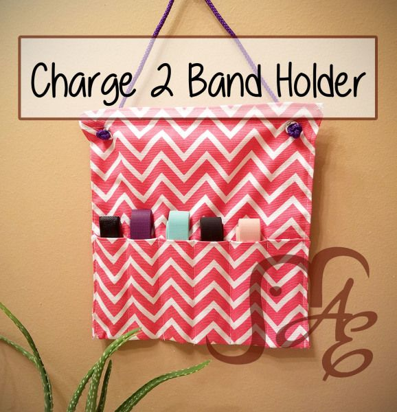 Charge 2 Band Holder Fitbit Bands Travel Jewelry Box Diy Holder