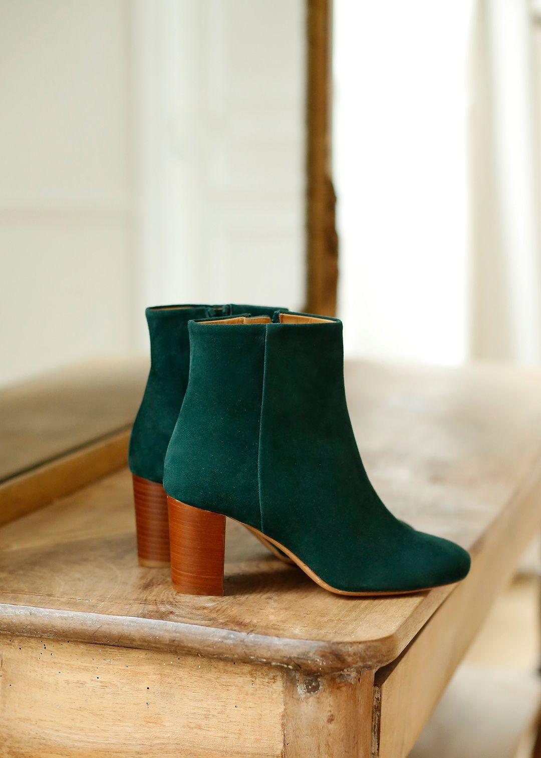 b66c4838c5a2 Sézane - Léa Boots | fashion in 2019 | Shoes, Boots, Fashion