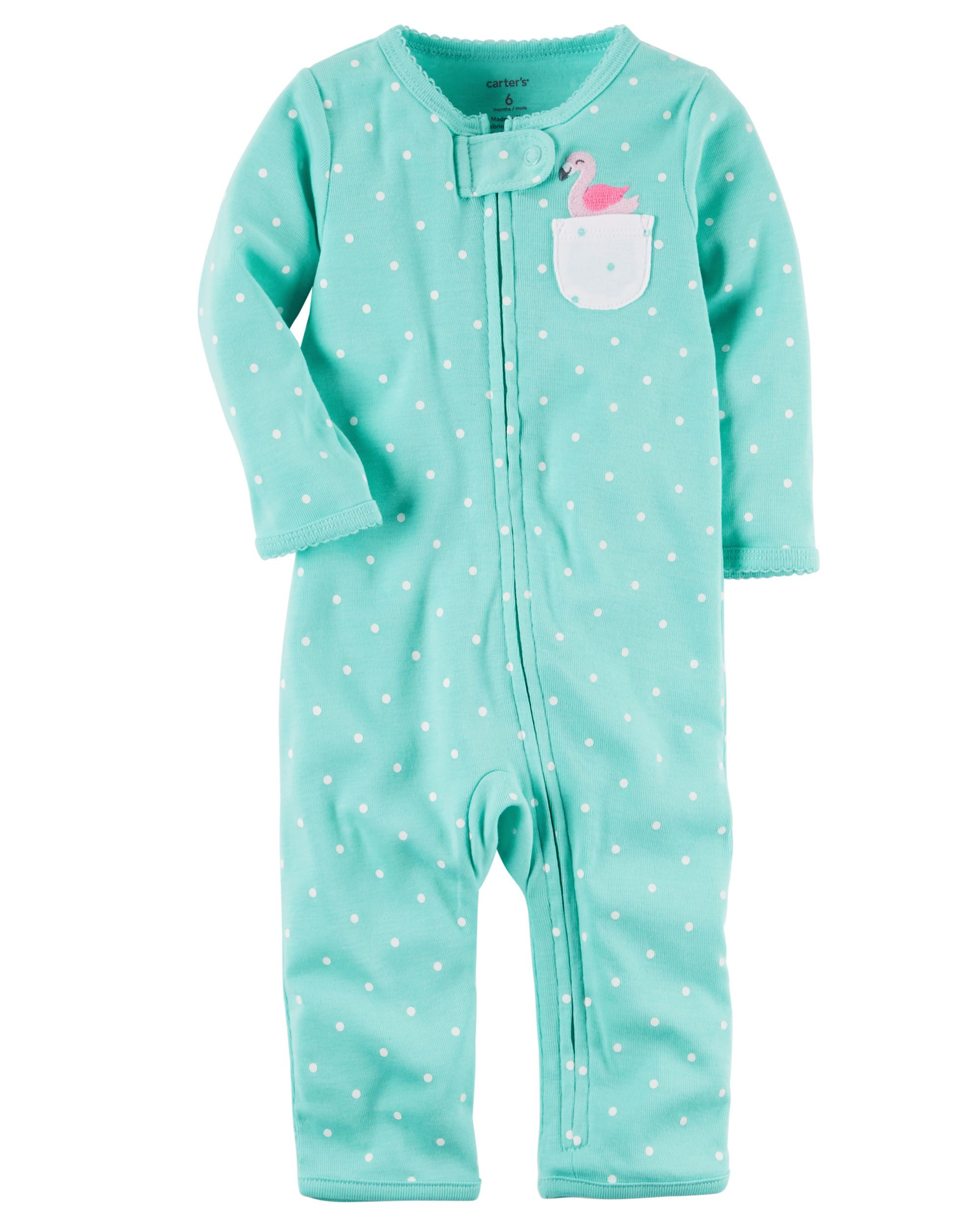 baebcc501f54 Neon Zip-Up Footless Sleep   Play