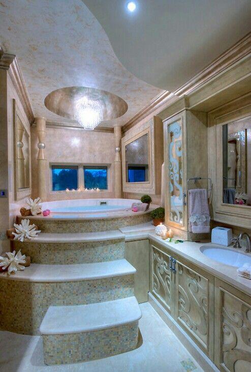 Amazing Bathroom Pinterest Baños lujosos, Baño y Baños - baos lujosos