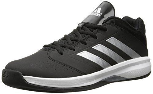 Robot Check Basketball Shoes Adidas Black Shoes
